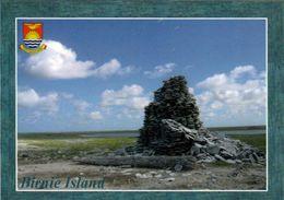 1 AK Kiribati * Birnie Island - Der Signalturm Auf Der Kleinen Unbewohnten Koralleninsel Der Phoenixinseln * - Kiribati