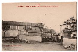 TUCHAN L HOTEL DE LA GARE RECOMMANDE PAR LE TOURING CLUB - France