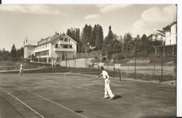 CPSM - Hedmans Hotell Halland  - Suède Sverige - Tennis  - Hotel - Suède