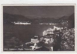 Campione D'Italia Bei Nacht - Int. Frankatur - 1945     (00215) - TI Tessin