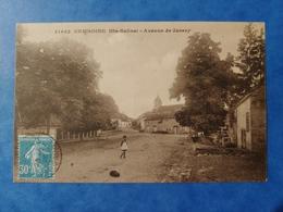 Cemboing Avenue De Jussey Haute Saône Franche Comté - Altri Comuni