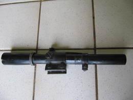 LUNETTE  De TIR  MANU ARM 4X - Armi Da Collezione