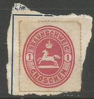 Brunswick - 1865 Arms 1gr Unused - Brunswick