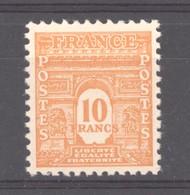0ob  0147  -  France  :  Yv  629  ** - France