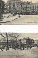 GENERAL HOUDAILLE  COMMANDANT LA 11ème DIVISION OBSEQUES A NANCY LE 29 AVRIL 1911 - Personnages