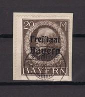 Bayern - 1919 - Michel Nr. 170 A - Gest. - 75 Euro - Bavière