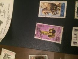 SOMALIA LE BANANE - Postzegels