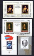 Russie 1987-95, , Entre 5390 Et 6096** + BF 158-160-161-180**, Cote 27 € - 1923-1991 URSS