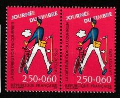FRANCE   Journée Du Timbre 1993    Paire   N° Y&T  2792  ** - Neufs