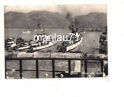 M9334 Lazio GAETA LATINA NAVI MILITARI 1961 VIAGGIATA - Italie