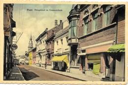 Puurs NA1: Hoogstraat En Gemeentehuis - Puurs