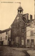 56 - Morbihan - La Roche-Bernard - La Mairie - D 4282 - La Roche-Bernard