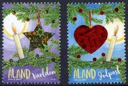 Aland 2018. Christmas  MNH - Aland
