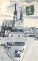 "CPA FRANCE 28 ""Chartres, La Cathédrale"" - Chartres"