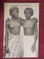 CPA - Madagascar - Jeunes Filles Betsileo - Madagascar
