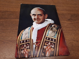 Postcard - Popes, Paulus P.P. VI    (V 34475) - Papi