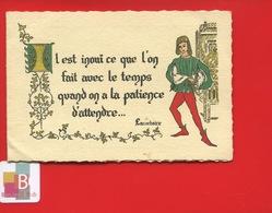 CHATOU  Librairie Papeterie Michel Avenue Foch Joli Carnet Calendrier 1963 Style Moyen Âge - Calendriers