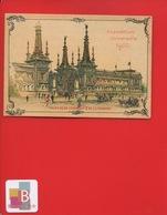 RAINCY SEINE ET OISE Ville Lyon Binet  Chromo Exposition Universelle 1900 Palais Céramique Verrerie - Autres