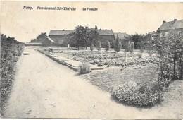 Nimy NA14: Pensionnat Ste-Thérèse. Le Potager 1930 - Mons