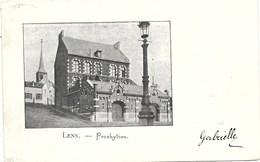 Lens NA5: Presbytère 1902 - Lens