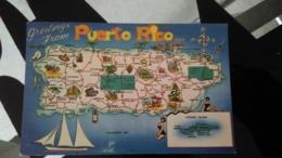 CP - CARTE DE PUERTO RICO - Autres
