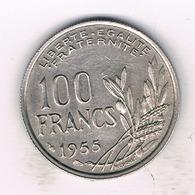 100 FRANCS 1955  FRANKRIJK /1337/ - N. 100 Francs