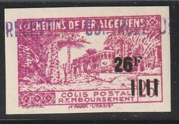 ALGERIE - COLIS POSTAUX - N°181a ** NON DENTELE (1947) - Paquetes Postales