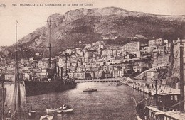 Monaco La Condamine Et La Tete De Chien - Sonstige