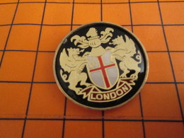1719 Pin's Pins / Belle Qualité & Rare / THEME VILLES : BLASON ECUSSON ARMOIRIES LONDRES LONDON - Villes