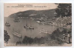 VILLEFRANCHE SUR MER (06) - L'ESCADRE - Villefranche-sur-Mer