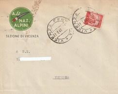 Veneto - Vicenza - A.N.A. Sezione Di Vicenza - - Vicenza