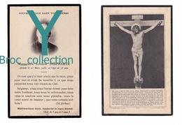 Mémento De Joseph Schwartz, 21/03/1932, 73 Ans, Souvenir Mortuaire à Localiser, Décès, Deuil - Images Religieuses