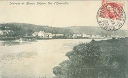 Wépion 1910; Environs De Namur. Vue D'Ensemble - Voyagé. (éditeur?) - Namur