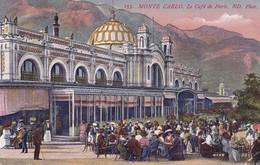 Monaco Monte Carlo Le Cafe De Paris - Sonstige