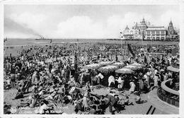 Ostende - La Plage Et Le Kursaal - Oostende