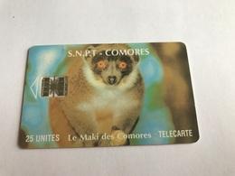1:333 - Comoros Chip - Comore