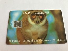 1:336 - Comoros Chip - Comore