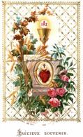 PRECIEUX SOUVENIR 1888 - Images Religieuses