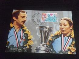 PARIS 74 - TENNIS DE TABLE - SECRETIN - 1970-1979