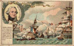 DENTISTE JOHN PARAIN  COMBAT DU VENGEUR 1794 - Autres