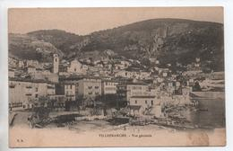 VILLEFRANCHE SUR MER (06) - VUE GENERALE - Villefranche-sur-Mer