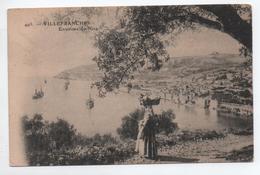 VILLEFRANCHE SUR MER (06) - ENVIRONS DE NICE - Villefranche-sur-Mer