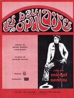 MICHEL SARDOU - LES BALS POPULAIRES - 1970 - EXCELLENT ETAT COMME NEUF - VISUEL TYPE PSYCHE - - Music & Instruments