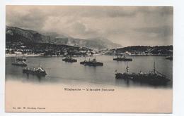 VILLEFRANCHE SUR MER (06) - L'ESCADRE FRANCAISE - Villefranche-sur-Mer