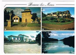 CPA BEAUNE LES MINES - Francia