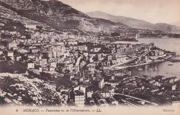 Monaco Panorama Vu De L Observatoire - Sonstige