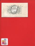 Carte Porcelaine (Porseleinkaart) - Non Située - Jules Busschop - Instruments De Musique - Lith Daveluy Bruges - Autres