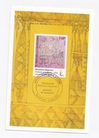CM DE NOUVELLE-CALEDONIE DE 2010 - ART ET CULTURE - Cartes-maximum