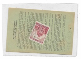 Einlieferungsschein Aus Kravsko 1941 - Böhmen Und Mähren