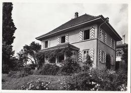 La Cure De Belmont-sur-Lausanne, Phot. De Jongh - VD Vaud